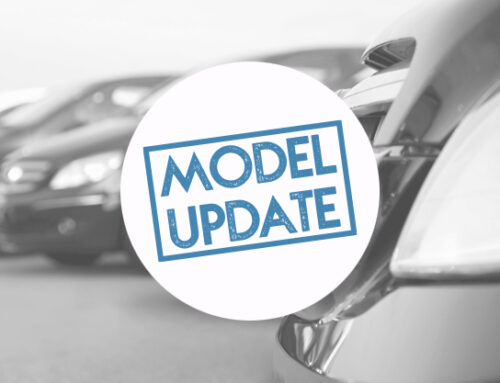 2020 Model Year Information